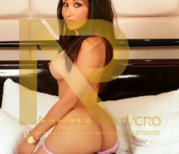 Angelina Rivero in Raleigh escort